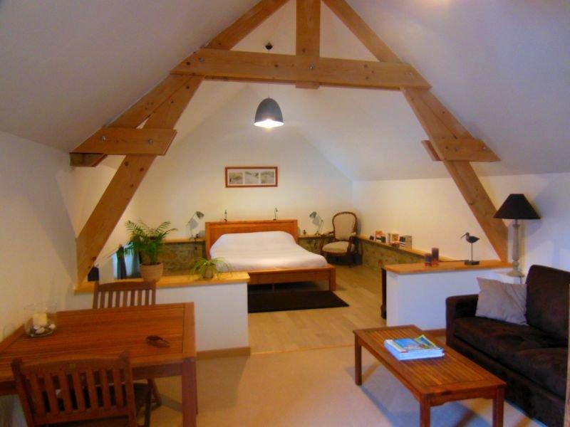 chambre 2 La Bristellerie