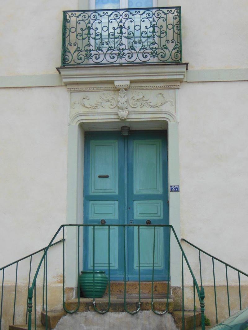 Maison bourgeoise du bord de Loire