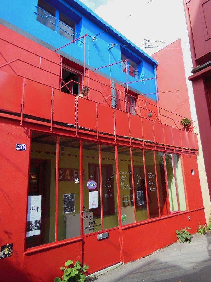 L'Esprit su Temps, Café associatif à Trentemoult