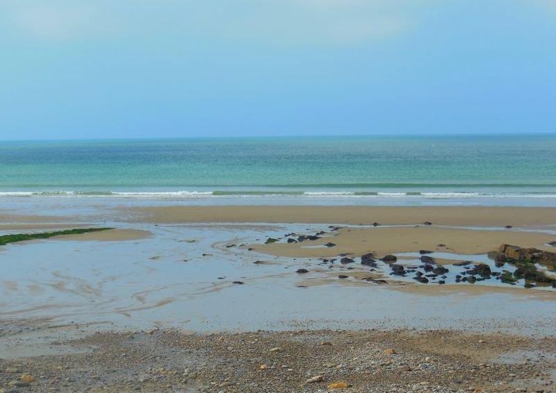 baie d'Ecalgrain-plage
