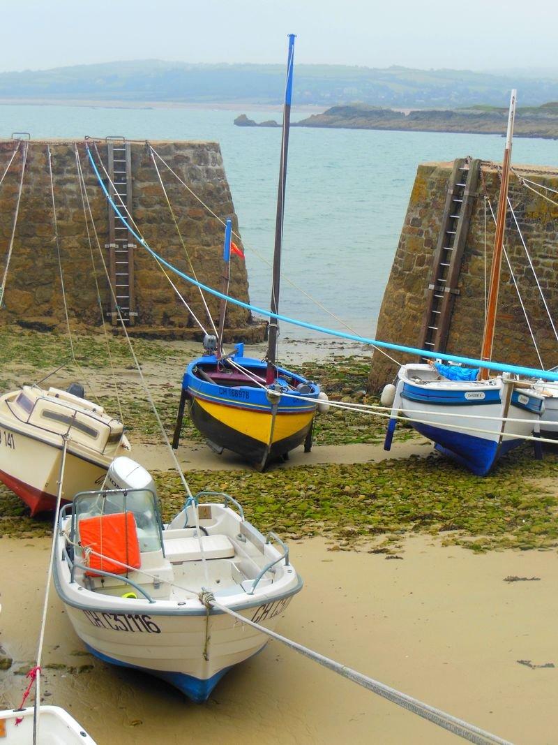 Port Racine - bateaux