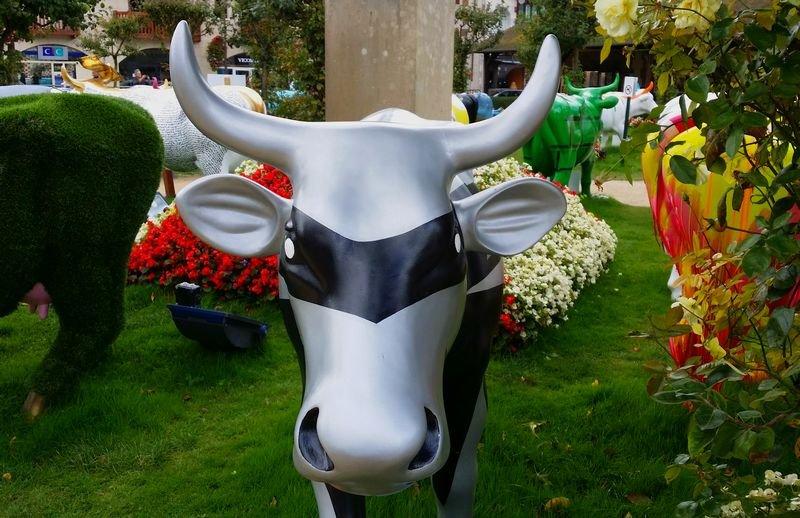 """Philippe Druillet - """"Mère du monde, vache vénérée"""""""