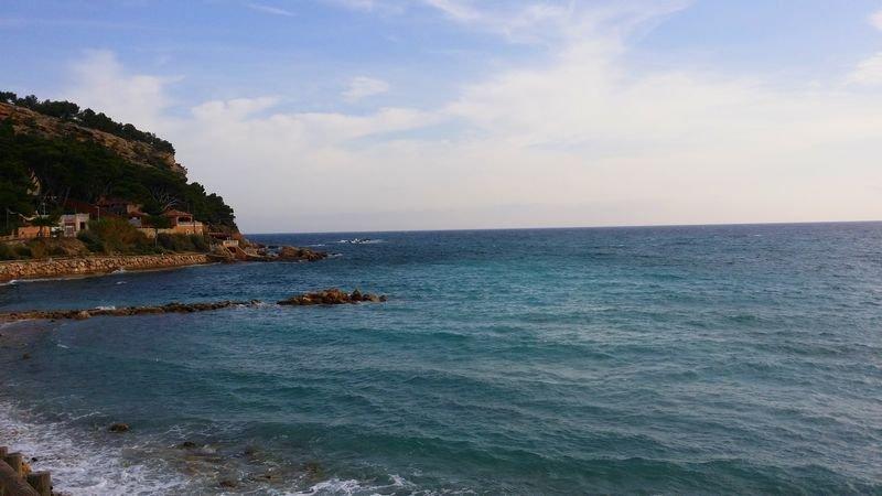 Le Rouet, plage