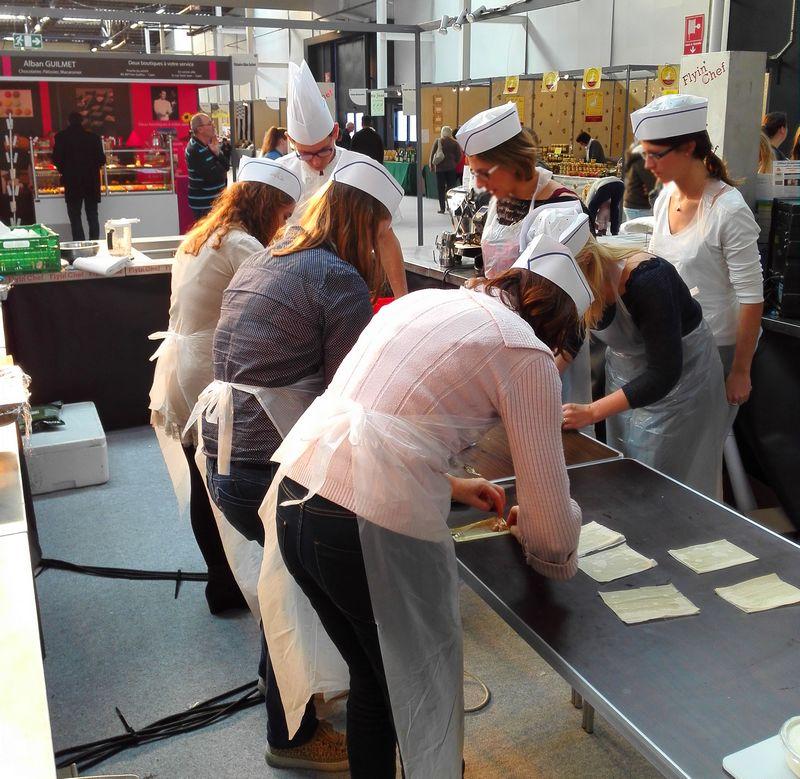 Cours de cuisine P'tit Chef Academy