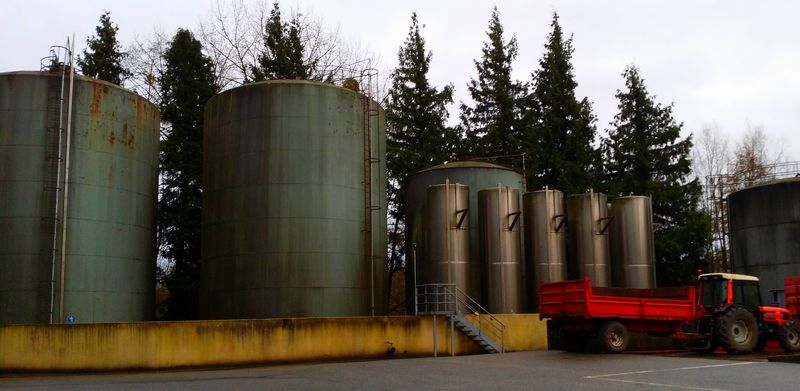 Distillerie de calvados