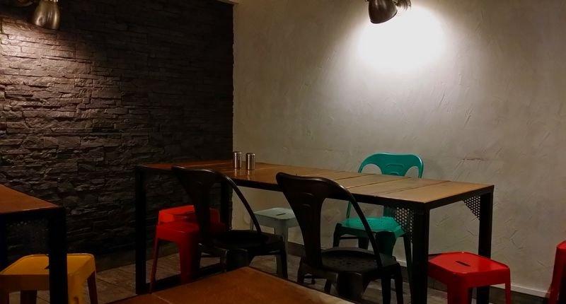 L'atelier du Burger- salle du restaurant