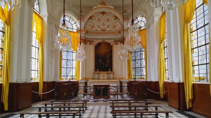 Chapelle d'Aubigné
