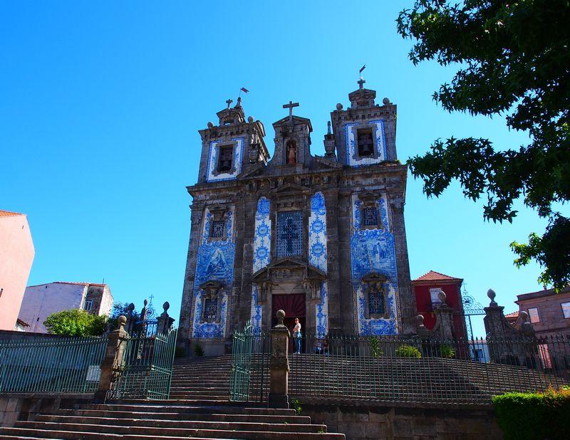 Eglise de Ste Ildefonso