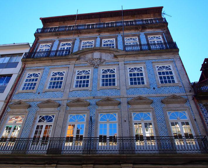 Azulejos - Rua Sta Catharina