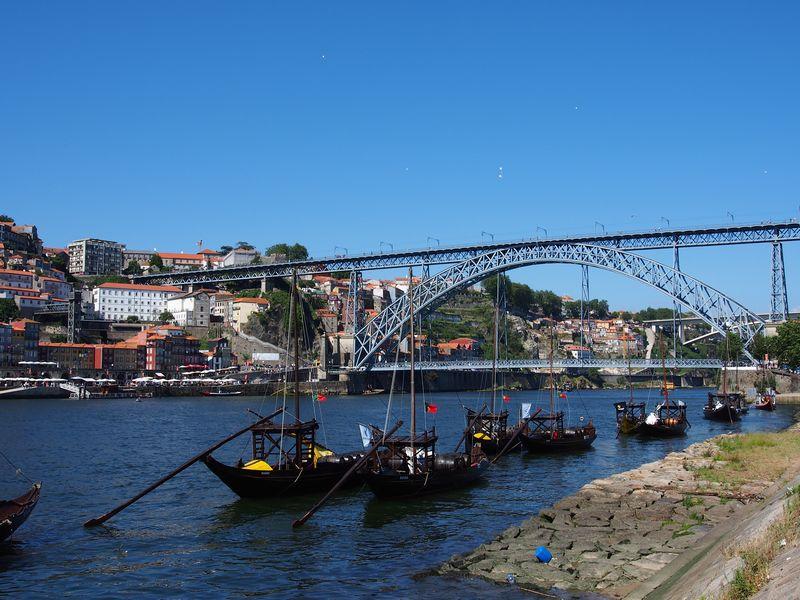 Le Douro vu de Vila Nova de Gaia
