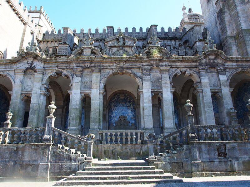 Loggia de la cathédrale