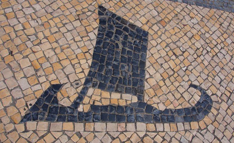 Motifs des pavés d'Aveiro