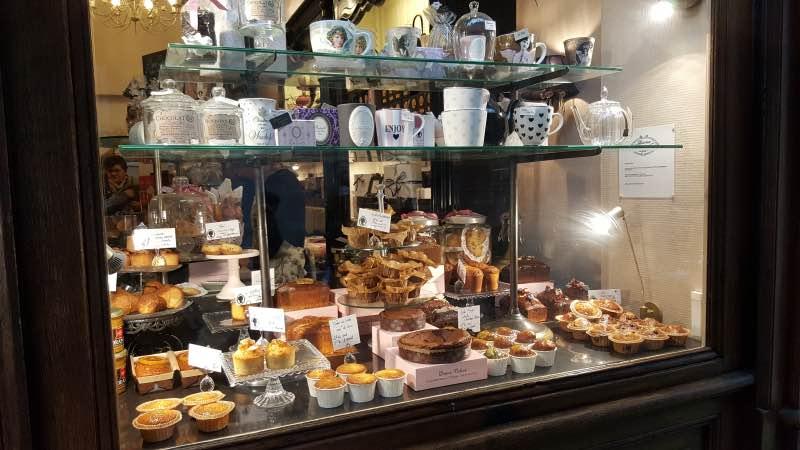La vitrine de Dame Cakes