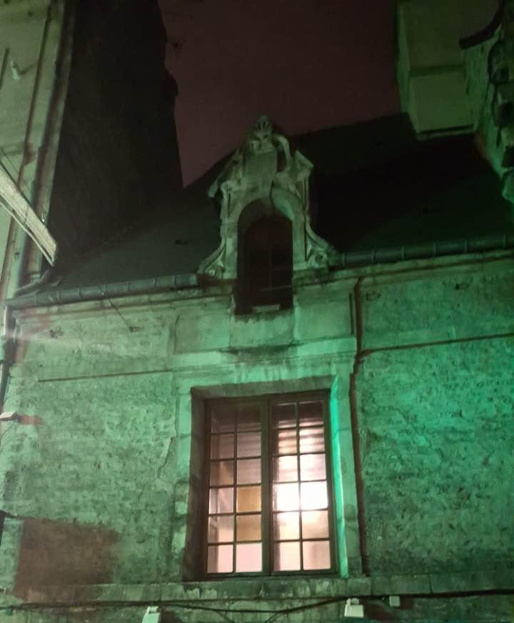 La maisons hantée au poltergeist à Caen