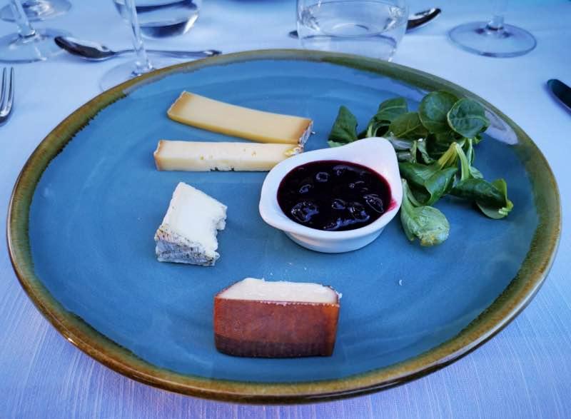 Sélection de fromages